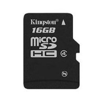 Memoria Microsdhc 16gb Clase 4 Sdc4/16gbsp Kingston
