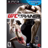 Ufc Trainer - Ps3 - Move - Requiere Move