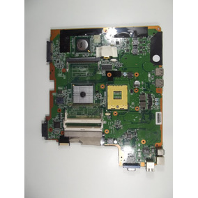 Placa Mãe Notebook Semp Toshiba Sti Is1522 Defeito
