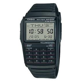 Casio Dbc32-1a, Data Bank, Caballero.