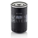 Filtro Aceite Mann Vw Gacel 1.8 Gs