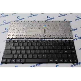 @216 Teclado Notebook Msi Cr420 U270 V111822ak1 S1n-2ebr221