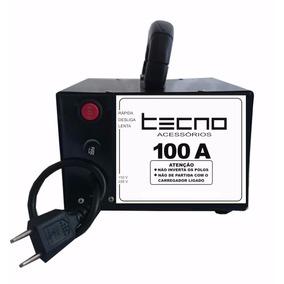 Fonte Automotiva Carregador De Bateria Chupa Cabra Kn-100