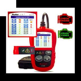 Escaner Obd2 Verificacion Vehicular Al319 Prueba Monitores