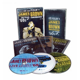 Dvd Box I Got The Feelin James Brown In The 60s {import}