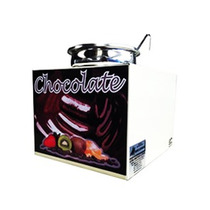 Dispensador Fundidor Chocolate Dulces Fuente Fruta Negocio