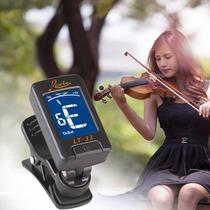 Afinador Eletronico Digital De Clip Para Violão