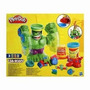 Play Doh Hulk Aplasta Masa De Hasbro