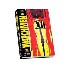 Watchmen Hq - Edição Definitiva De Luxo - Novo