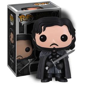 Jon Snow Funko Pop Game Of Thrones Boneco Pop Promoção Hoje