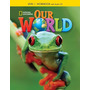 Our World: Workbook 1 + Audio Cd Cengage National Geographic