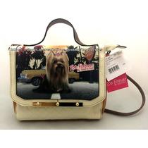 Bolsa Pequena Cachorro York Beverly Hills Original Rafitthy
