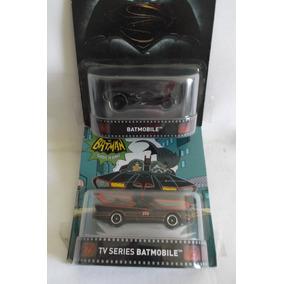 1 Carrinho Batman 1/64 - Batmobile - Hot Wheels - Escolha 1