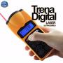 Trena Digital A Laser Medição A Distância Alcance 18 Mts