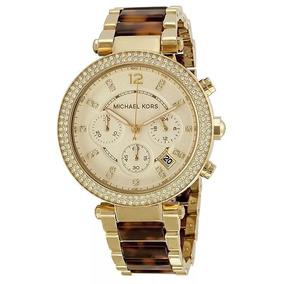 ca38d28e599 Mk 5737 De Luxo Feminino Michael Kors - Relógios De Pulso no Mercado ...