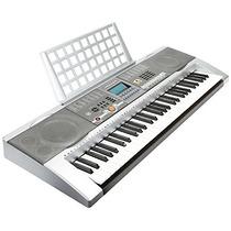 Hamzer 61 Llave Electrónica Teclado De La Música De Piano E