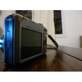 Kodak Easyshare Z1275 Camara 12mpixeles Grabahd Con Detalle