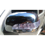 Accesorios Cromados Espejos Toyota Hilux Con Luz Direccional