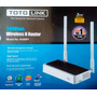 Router Toto Link 300 Mbps Model. N300rt