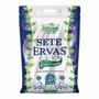 Chá Sete 7 Ervas Chá Natural 120g - Emagrecimento Rapido