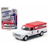 Greenlight 1968 Chevrolet Camper Ruedas De Goma Solo Envios