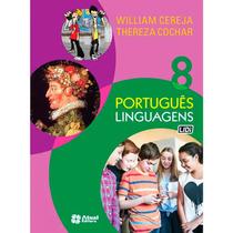 Livro: Português Linguagens - 8º Ano - Atual Editora Atual
