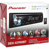 Autoestereo Pioneer Deh-x3900bt Spotify/ Bluetooth