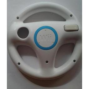 Volante Wii Wheel Original $185 Pesos - Seminueva V / C