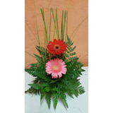 Arreglo Floral Con Flores Naturales, Boda,quince,eventos
