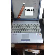 Notebook Pcg-672r Sony Vaio Leia A Descrição Do Anúncio