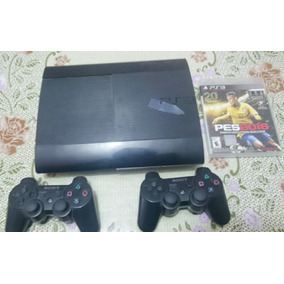 Ps3 500gb 2joisticks + Pes16 ( Fisico) Usados Impecable
