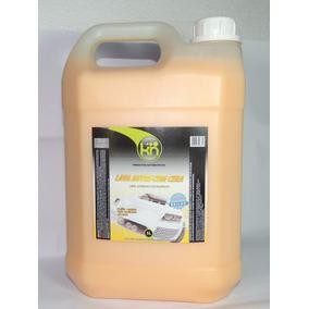 Lava Autos Shampoo Automotivo Com Cera 5 Litros Concentrado