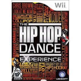 The Hip Hop Dance Experience Wii Ubisoft Lacrado Jogo