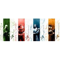 5 Roninn Wolverine, Hulk, Punisher, Psy (en Español Digital)