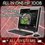 All In One Hp 100b, 20 , 4gb Ram, 1tera Disco Gtia 6 Meses