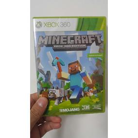 Xbox 360 Fisico Minecraft Edition Niños Nuevo Y Sellado