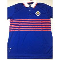 Camisa Chivas Del Guadalajara Tipo Polo