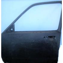 Porta Dianteira Esquerda Original Gm Chevette 83 94 4 Portas