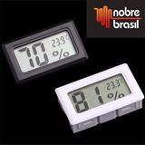 Termo-higrômetro Digital Termômetro Higrômetro Chocadeira