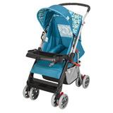 Carrinho De Bebê Tutti Baby Thor Reclinável 4 Posições Até 1