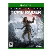 Rise Of The Tomb Raider | Xbox One | Envio Gratis