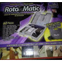 Roto Matic Inalambrico Recargable Maleta Rotomatic + Piezas