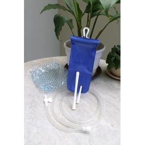 Kit Enema 2 Litros - Limpeza Intestinal -qualidade Superior