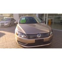 Volkswagen Passat Sportline, 2.5l Tiptronic, Piel, R17
