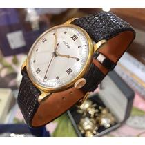 Reloj Vulcain Vintage Oro Plaque 18k Manual 1960´s