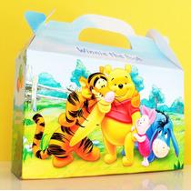 Cajita Bolsita Winnie The Pooh Souvenirs Pack X30