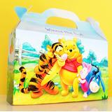 Cajita Winnie The Pooh (pack X40)