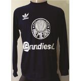 Camisa Retrô Goleiro Palmeiras Brandiesel/galeria Pagé