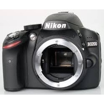 Câmera Nikon D3200 Corpo + 32gb + Bolsa + Tripé Frete Gratis