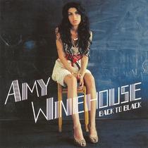 Cd Amy Winehouse - Back To Black (2006) Lacrado